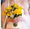 Фото - Желтый свадебный букет_15