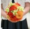 Фото - Желтый свадебный букет_16
