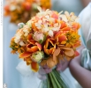 Фото - Желтый свадебный букет_21