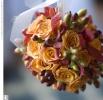 Фото - Желтый свадебный букет_22