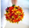 Фото - Желтый свадебный букет_25