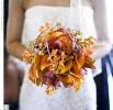 Фото - Желтый свадебный букет_27