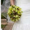 Фото - Свадебное фото - Зеленый свадебный букет_4