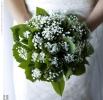 Фото - Свадебное фото - Зеленый свадебный букет_7