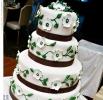 Фото - Свадебный торт_113
