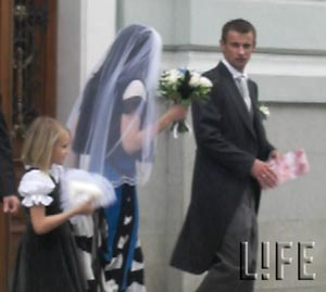 Свадьба Семака