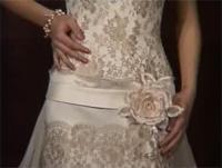 Варианты свадебных платьев. Фицелия