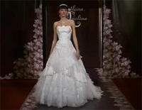 Варианты свадебных платьев. Мускария