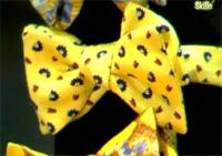 Видео инструкция как завязать галстук-бабочку